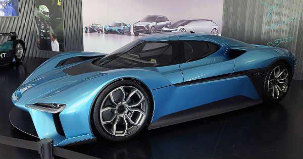 Fastest Electric Car in the World Unveiled 1
