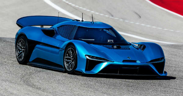 Fastest Electric Car in the World Unveiled 2