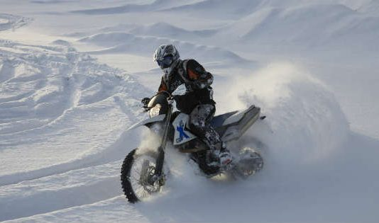 Make Winter Riding More Enjoyable With Great Gear 1