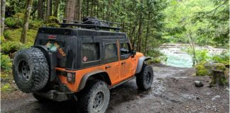 Choosing the best tires for your Wrangler 2