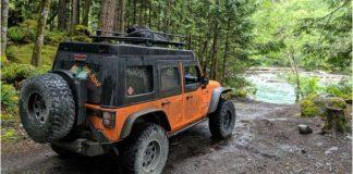 Choosing the best tires for your Wrangler 2