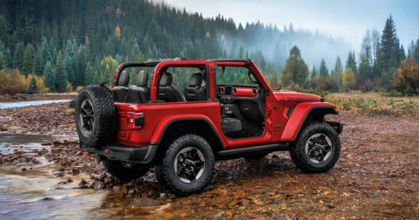 Benefits of Owning A Jeep Wrangler Syracuse NY 1