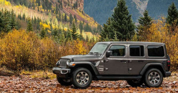 Benefits of Owning A Jeep Wrangler Syracuse NY 2