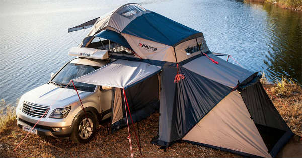 Epic Car Camping Guide How to Nail Your SUV Camping Setup 1