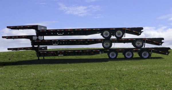 Get Your Work Done What Is a Drop Deck Trailer for Commercial Companies 2