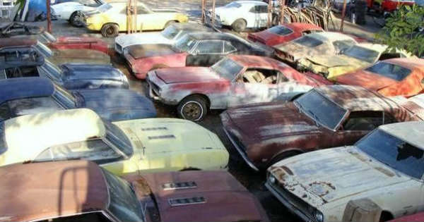You Can Still Get Cash Out Of Junk Cars And This Is How 1