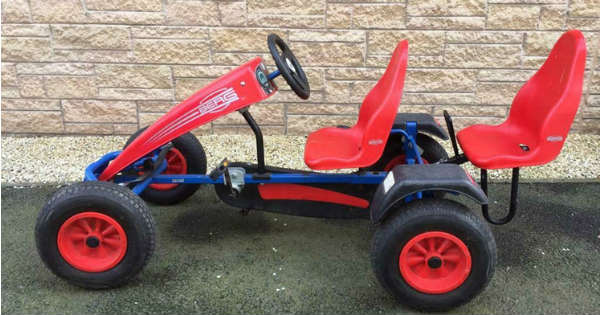 Tips For Picking Up A Berg Go Kart In The January Sales 1
