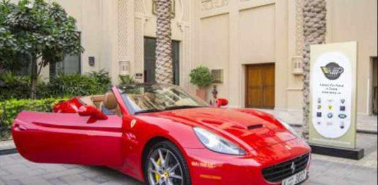 Top 5 exotic car rentals in Dubai in 2021 2